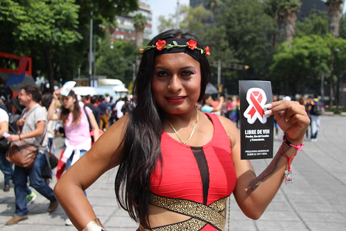 AHF Mexico Pride - June 25th, 2016