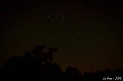La grande Ourse... (La Pom ) Tags: auvergne massif central saint sauves voie lacte etoile pause longue nuit plante grande ourse