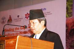 Hon. Prof. Dr. Geeta Bhakta Joshi, NPC by