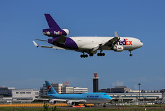 FedEx Express | McDonnell Douglas MD-11F | N574FE | Tokyo Narita Airport (akg414p010) Tags:    fx fdx fedexexpress mcdonnelldouglas md11f nrt narita tokyo rjaa naritaairport