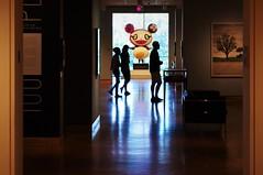 Takashi Murakami (michael.veltman) Tags: minnesota minneapolis institute of art photography exhibit takashi murakami panda sculpture