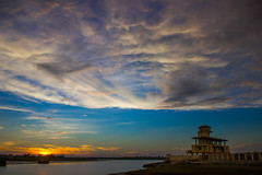 Maybe another time (Matiur Rahman Minar) Tags: maybe again another time sky river sunset cloud