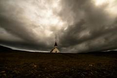 Breidavik (Stefano Raffo) Tags: iceland islanda nature landscape flickraward flickrunitedaward flickrtraveller flickr nikon nikonflickraward church breidavik westfiords