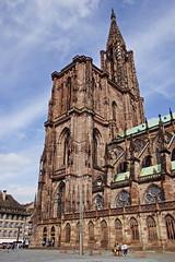 Cathdrale Notre-Dame von Straburg (Magdeburg) Tags: strasburg frankreich strasbourg france estrasburgo francia   strassburg cathdrale notredame von cathdralenotredamestrasburg cathdralenotredamestrasbourg