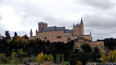 Alcázar de Segovia (santiagolopezpastor) Tags: españa spain medieval segovia espagne middleages castilla provinciadesegovia