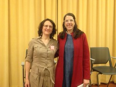 MCAF_DC at post-film discussion of Project Wild Thing, Environmental Film Festival in Our Nation's Capital