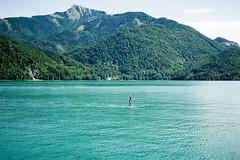 (Mickey Katz) Tags: travel blue vacation woman lake beautiful beauty austria photo amazing europe board awesome paddle culture dramatic tourist surfboard paddling breathtaking bestshot paddleboard supershot flickrsbest amazingphoto abigfave anawesomeshot flickrlovers