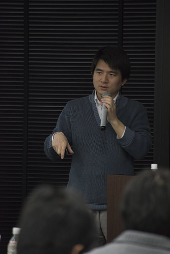 井上 誠一郎, AB-1 社長が脱 RDB と言い出して困りましたが、開き直って楽しんでいる話, JJUG CCC 2015 Spring