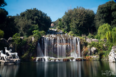 Waterfall in Caserta (Simone Celestino) Tags: waterfall long exposure filter nd cascade density caserta neutral reggia nd8 nd4