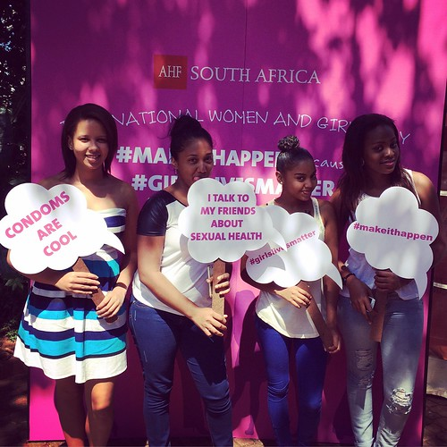 International Women & Girls Day: South Africa