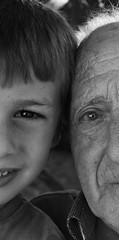 IMG_6416 (3) (chiaravasconi) Tags: family white black grandson potrait granfather