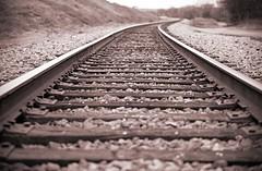 Tracks (Bo Drinkard) Tags: old urban train sony tracks alpha macon maconga top500 a6000