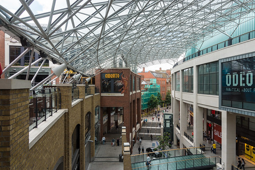 Victoria Square Shopping Centre In Belfast REF-102897