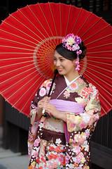 20 year old celebration (.mushi_king) Tags: girl japan asian japanese kyoto asia no age hi 20 coming seijin honshu