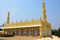 DSC_0061 (drs.sarajevo) Tags: india karnataka srirangapatnam gumbaz mausoleumtipusultan