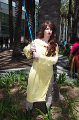 SWC 2O15 - 1353 (Photography by J Krolak) Tags: california starwars costume cosplay disney jedi belle anaheim batb