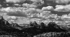 DSC_1335 (Hunter K) Tags: arizona white mountain black mountains landscape blackwhite sedona