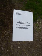 20150427_224_LandesgartenschauO (weisserstier) Tags: park art kunst info landesgartenschau denkmal kunstwerk badischl infotafel informationstafel sisipark