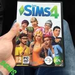 Les sims 4 (mon monde a moi il n'y aurait que des divagations) Tags: sims thesims cdrom jeux lessims jeuxpc sims4 thesims4 lessims4