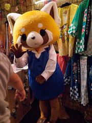 P7160041.jpg (mono0x) Tags: sanrio jp  greeting puroland       aggressiveretsuko