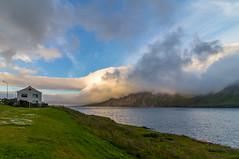 Clouds over Nesskriður at Siglufjörður (thorrisig) Tags: iceland ísland island icelandicnature sigurgeirsson sigurgeirssonþorfinnur siglufjörður siglufjord siglufjordur tröllaskagi norðurland northoficeland north thorrisig thorfinnursigurgeirsson thorri þorrisig thorfinnur þorfinnur þorri þorfinnursigurgeirsson sky ský clouds himinn himininn