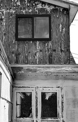 s c a r r e d (Mike Fritcher) Tags: poverty old urban blackandwhite bw house art abandoned home architecture rural vintage outdoors blackwhite nikon alone decay michigan urbandecay historic forgotten isolation innercity interruption urbanlife abandonedbuildings hardtimes northernmichigan ruraldecline victimofcircumstance mikefritcher