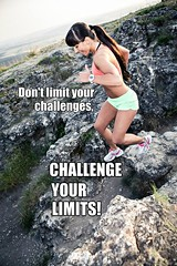 challenge your limits (fitforlife49) Tags: challenge motivational inspirational fitnessandhealth weightloss loseweight beforeandafter
