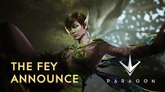 Paragon's new hero revealed as The Fey, a nature loving badass fairy (psyounger) Tags: paragon