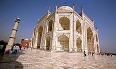 Taj Mahal 138 (David OMalley) Tags: world india heritage river site tomb taj mahal agra unesco mausoleum shah pradesh uttar jahan mughal mumtaz yamuna