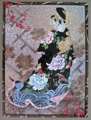 Flowers of the Orient (puzzle 1 - 500 pieces) (pefkosmad) Tags: girls art japan painting women hobby puzzle geisha leisure kimono jigsaw pastime 1000pieces onepiecemissing 500pieces flowersoftheorient haruyomorita expressgiftsltd webbivory mglukcom