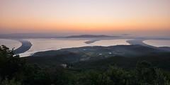 Argentario (Marco Forgione) Tags: argentario laguna orbetello grosseto toscana tuscany alba sunrise water mare sea grandangolo nikon d90 lightroom