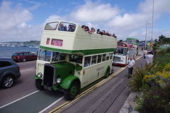 IMGP3472 (Steve Guess) Tags: uk england bus k bristol open top southern vectis dorset topless gb poole topper 702 cdl899