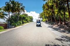 Rob, Lucy & Harry on Golf Buggy-3 (Quick Shot Photos) Tags: greatbarrierreef hamiltonisland queensland whitehavenbeach whitsundays australia au