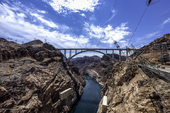 Hoover Dam 2016 02 (Juneau Biscuits (aka Len Yokoyama)) Tags: hooverdam dam engineering water electricity nevada jedgarhoover depression nikond810 nikon