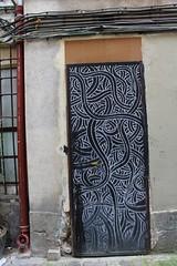 Jitrois_6987 passage Saint Bernard Paris 11 (meuh1246) Tags: streetart paris passagesaintbernard jitrois j3 jordanesaget paris11