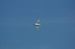 DSC02354 (Alexander Morley) Tags: eastbourne airbourne airshow 2016 mig 15 norwegian saturday mikoyan gurevich fagot mig15