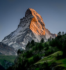 Matterhorn #73 (andertho) Tags: sunset mountain landscape schweiz switzerland suisse olympus zermatt matterhorn omd alpenglow m43 microfourthirds em5ii
