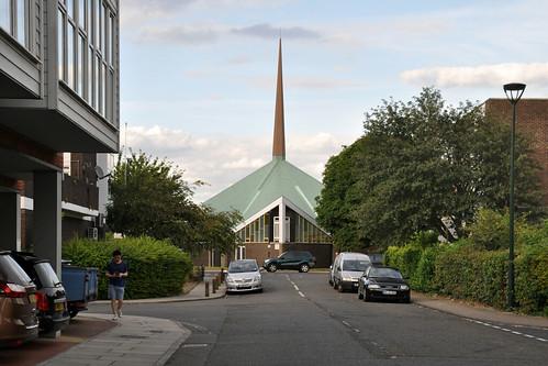 St Richard's, Ham