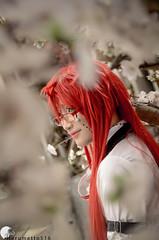DSC_1111_e (huyen168) Tags: kuroshitsuji blackbutler grell cosplay vietnamese