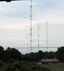 K3LR (Anita363) Tags: k3lr antenna antennas radio amateur ham amateurradio hamradio westmiddlesex pa pennsylvania inpassing station radiostation tower mast