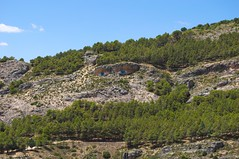 Eyes of the Mountain (TrustyOldGear) Tags: cuenca ojos montaa naturaleza et