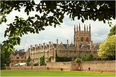 Christ Church, Oxford (MatthewsCamera) Tags: oxford college university christchurch canon hoya polariser british urban architecture lseries mark2 mkii
