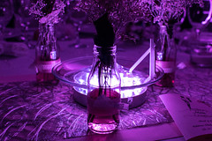 Mariage (y.becart) Tags: mariage wedding purple menu card table pink color day mari set nikon d5300 18 35mm buttle bottle
