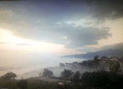 Harmony (zaherbenazoug) Tags: atmospheric paysage snowscene weather winterscene winterscenelandscape blurredharmony light bejaia algeria ciel extrieur nuage fog clouds