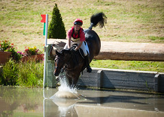 Festival of British Eventing (Sean Wells) Tags: festivalofbritisheventing gatcombepark eventing 2016 horse jumping waterjump riders gallop splash crosscountry