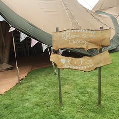 Kate & Joff's tipi wedding (Emma Bunting) Tags: bunting emma tipi teepee wedding hire tritlington northumberland vintage rustic rural