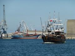 ARABELLA (skumroffe) Tags: arabella ship schiff fartyg bt boat thessaloniki greece hellas grekland ellada port hamn harbor harbour macedoniagreece greekmacedonia macedonia mellerstamakedonien makedonien