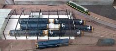 (Craig Rycroft 1) Tags: deltic preservation barrow hill model train locomotive diesel