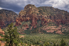 Big Red Rocks Sedona (DPRPhoto) Tags: brinsmesa sedonaaz travelphotos rockformations redrocks southwestlandscape