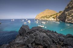 Sa Calobra (rodrigomezs) Tags: mallorca cala playa mar mediterraneo azul turquesa escapada vacaciones best mejor verano calobra